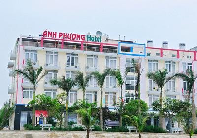 Khách sạn sang trọng biển Hải Tiến