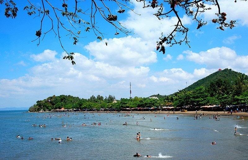 Vẻ đẹp của biển Mũi Nai – Hà Tiên