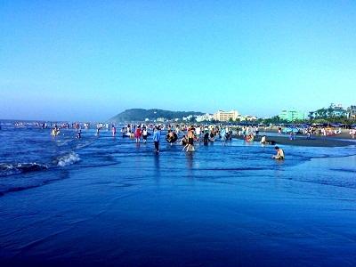 Vẻ đẹp của biển Sầm Sơn