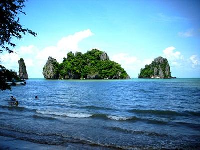 Du lịch biển Thiên Cầm nghe tiếng đàn trời