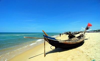 Biển Thuận An vẻ đẹp hoang sơ