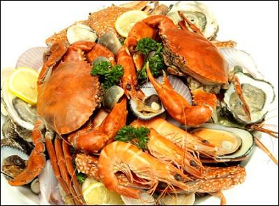 Ẩm thực biển Tuần Châu