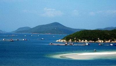 Sinh thái đa dạng tại biển Vân Phong