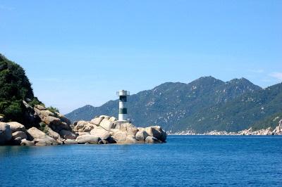 Du lịch biển Vân Phong