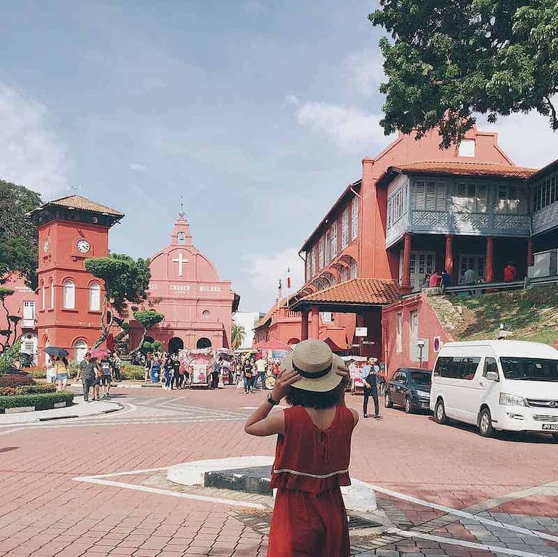 Một ngày lạc lối ở khu phố người Hoa tại Malaysia