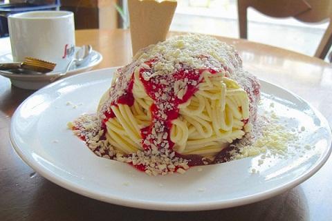 Kem spaghetti, Đức