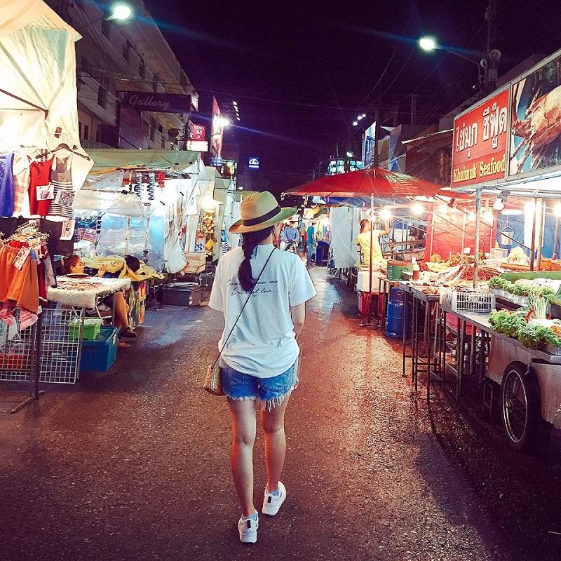 Chợ đêm vừa có thể sống ảo, vừa ăn uống thả ga