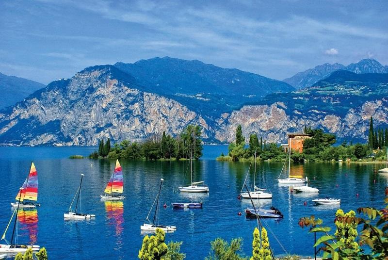 Hồ Como bình yên, nhẹ nhàng đến diệu kì