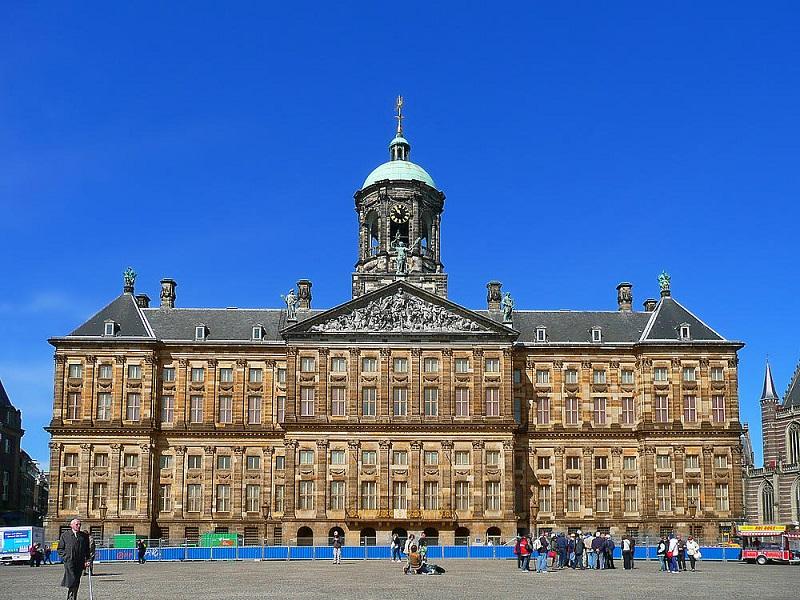Đây là một trong 3 cung điện tráng lệ của hoàng gia ở Hà Lan