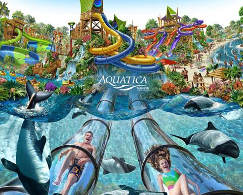 Công viên nước Aquatica (Orlando, Florida)