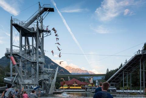 Công viên nước Area 47 (ở Innsbruck, Áo)