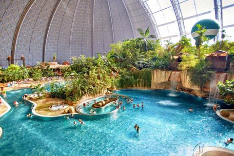Công viên nước đảo Nhiệt đới (Krausnick, Đức)