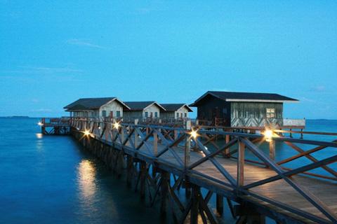 Đảo Pom Pom, Malaysia
