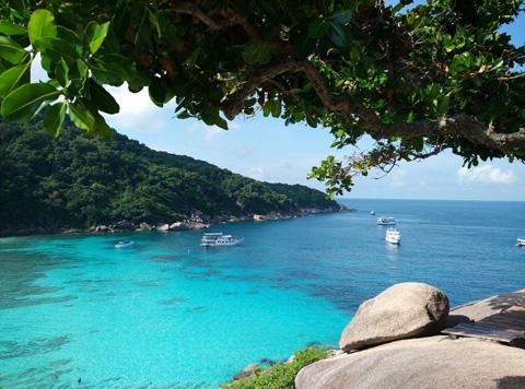 Quần đảo Similan, Thái Lan