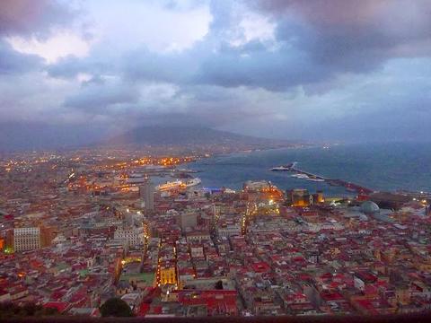 Thành phố duyên hải Naples