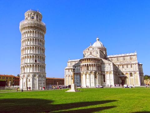 Thành phố Pisa