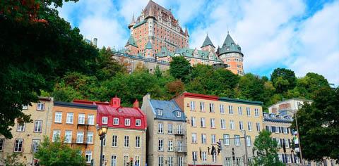 Thành phố Quebec, Canada