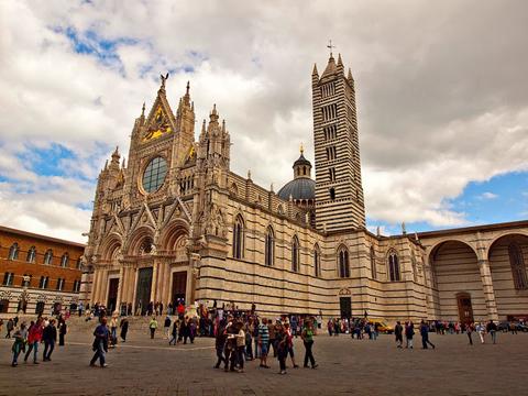 Thành phố Siena