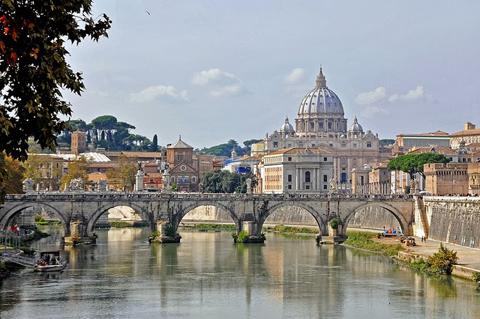 Thành Rome, Ý