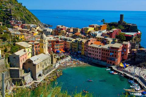Thị trấn biển Cinque Terre