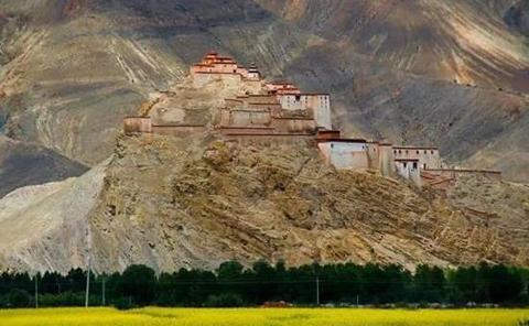 Thị trấn Gyangze, Tây Tạng