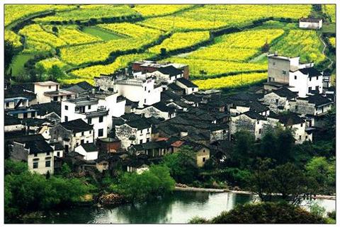 Thị trấn Wuyuan, tỉnh Giang Tây
