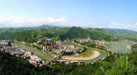 Thị trấn Xunyang, tỉnh Thiểm Tây