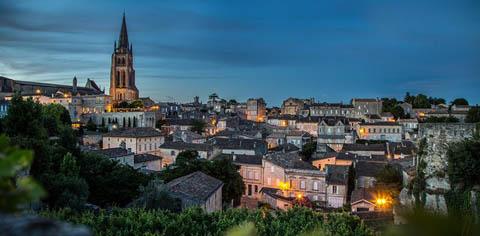 Vùng Bordeaux, Pháp