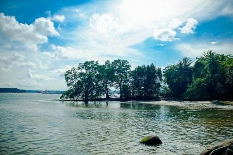 Đảo Pulau Ubin