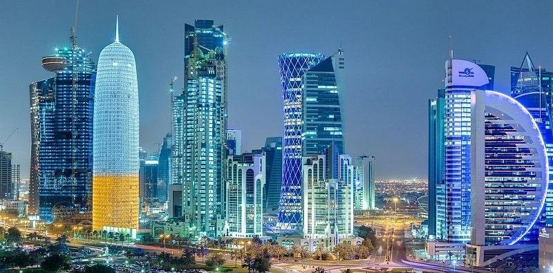Những công trình kiến trúc ấn tượng ở thành phố Doha
