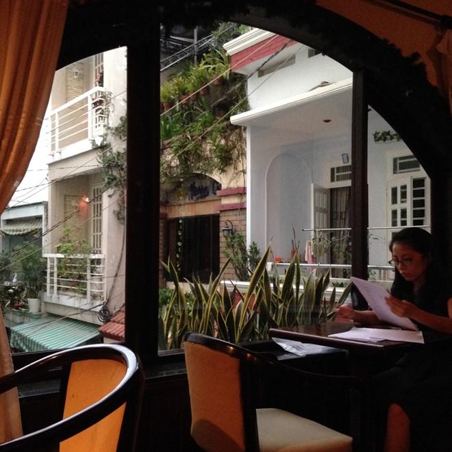 Những quán cà phê 50 năm ở Sài Gòn