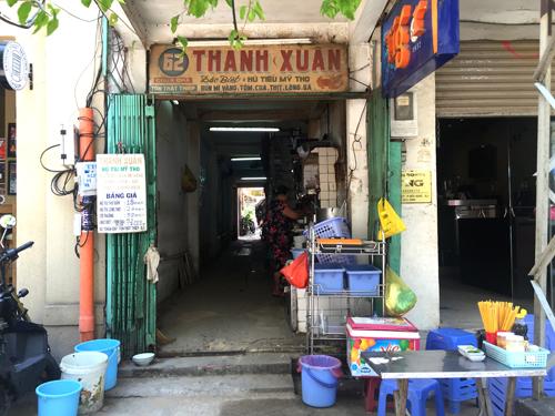 Quán hủ tiếu Mỹ Tho 7 thập kỷ tại Sài Gòn