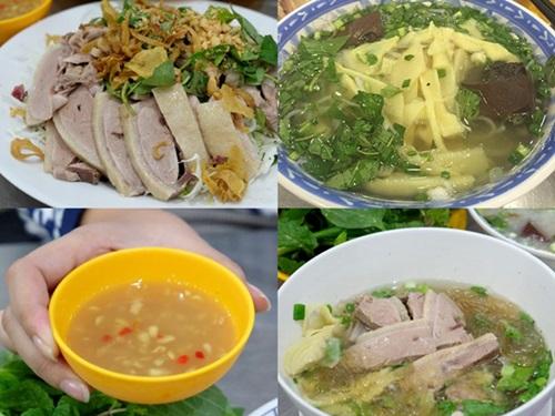 Quán gỏi vịt lâu đời nhất Sài Gòn