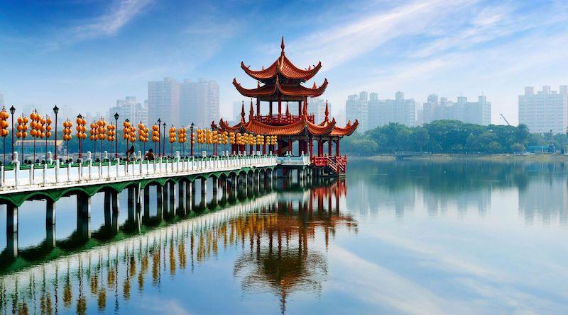 Đài Loan đẹp như 1 bức tranh không tỳ vết