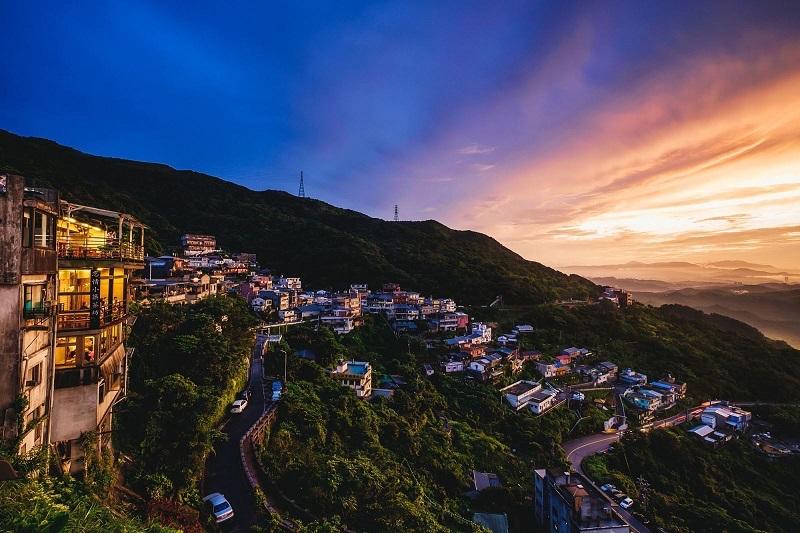 Đài Loan trong lành như một bức tranh