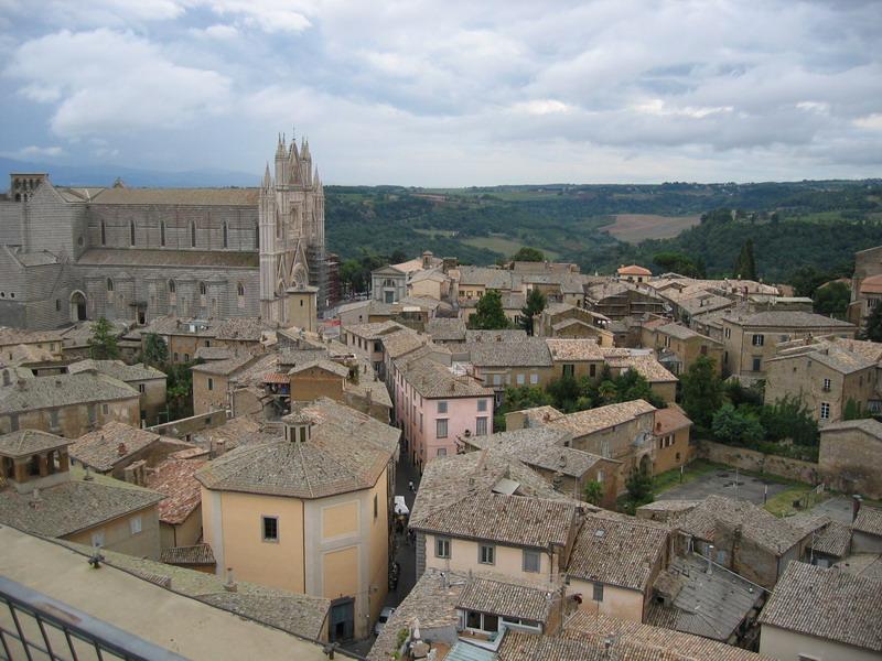 Orvieto thật là đẹp