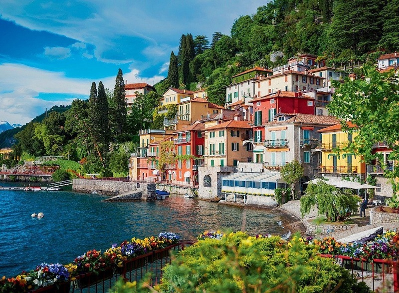 Como làm say đắm bao du khách đến Ý