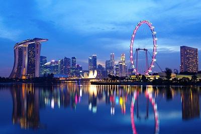 Thành phố hiện đại Singapore