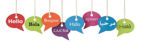 """""""Hello"""" bằng nhiều thứ tiếng"""
