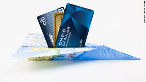 Chú ý đến các loại thẻ tín dụng trước khi du lịch