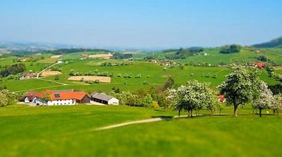 Mostviertel miền đất duyên dáng đầy quyến rũ