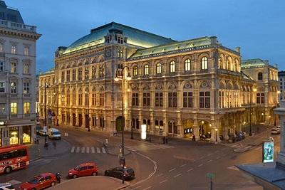 Vienna thủ đô của Áo - thành phố du lịch thu hút đông đảo du khách bốn phương