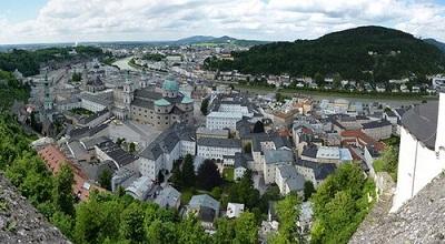 Salzburg điểm du lịch Áo dành cho những tín đồ yêu âm nhạc cổ điển