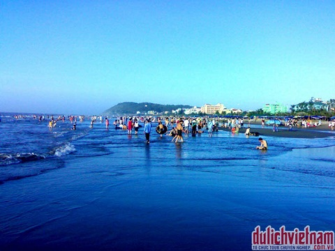 Du lịch biển Sầm Sơn