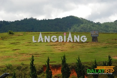 Du lịch Đà Lạt - Núi Lang Biang