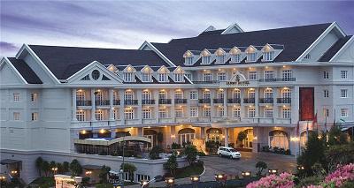 Khách sạn sang trọng tại Đà Lạt