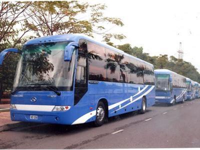Du lịch Đà Lạt cùng xe bus