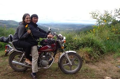 Du lịch Đà Lạt cùng xe máy