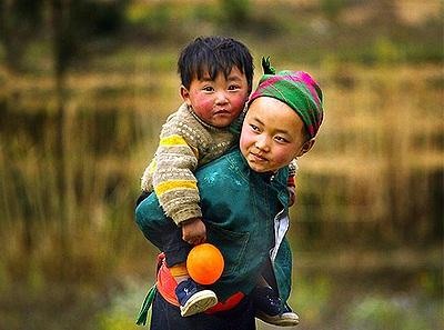 Vẻ đẹp con người Hà Giang