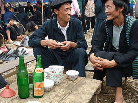Rượu ngô Hà Giang